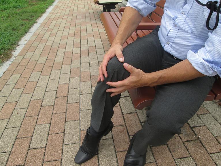 膝のこのような症状でお悩みではありませんか?