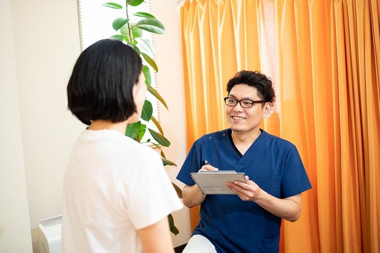 当院のぎっくり腰の治療法